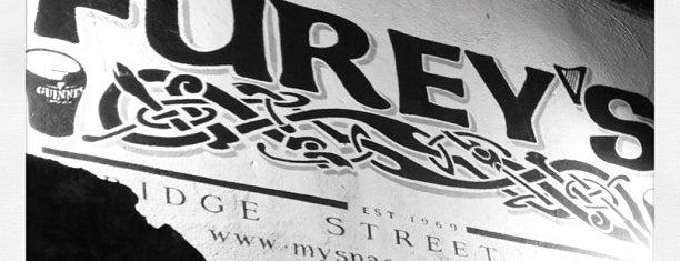 Furey's is one of ireland.