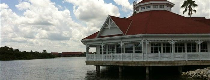 Boat Launch, Disney's Grand Floridian Resort is one of Walt Disney World.