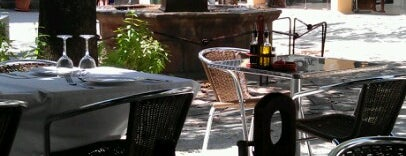 Restaurant La Font de Prades is one of Terrazas Barcelona.