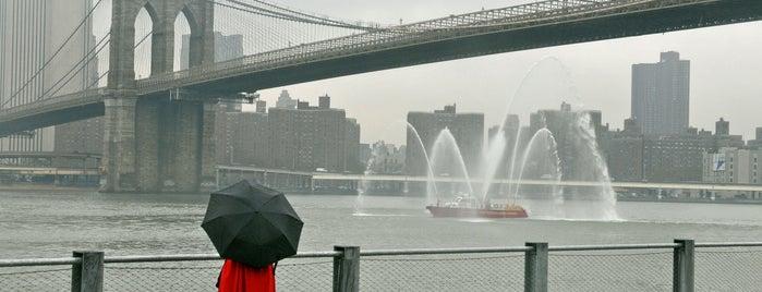 Brooklyn Bridge Park is one of NY To Do.