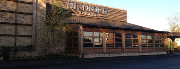 Stanford Grill is one of Maryland Favorites.
