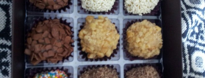 Brigadeiro Dicunhada is one of Posti salvati di Vanessa.