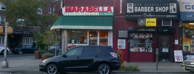 Marabella's Pizza is one of Sunnyside Favs.