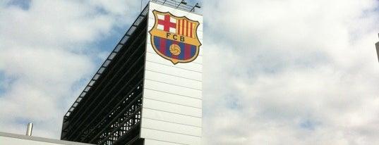 Ciutat Esportiva Joan Gamper FCBarcelona is one of サッカー.