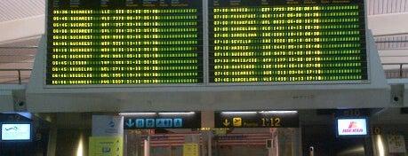 Аэропорт Бильбао (BIO) is one of Airports Worldwide....