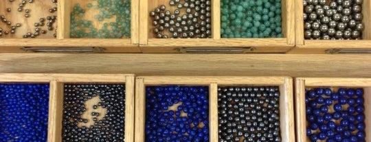 Boston Bead Company is one of Stevie 님이 저장한 장소.