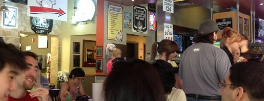 Pluckers Wing Bar is one of America's 8 Tastiest Wing Joints.