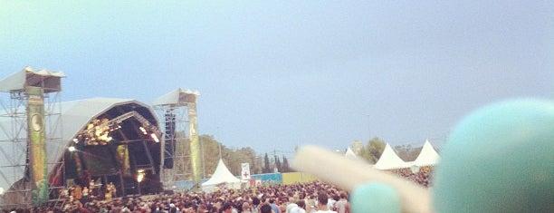 Rototom Sunsplash Reggae Festival is one of Lugares favoritos de Alejandro.