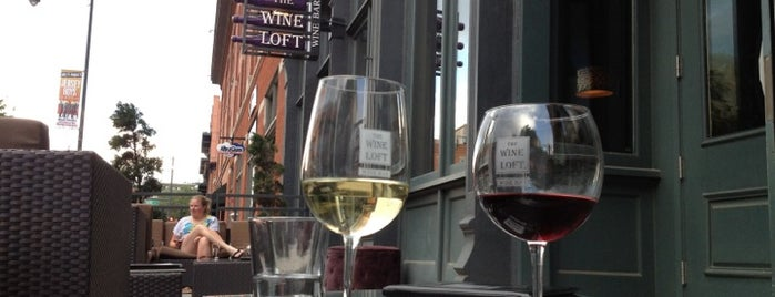 The Wine Loft is one of Denver Young Professionals Hot Spots.