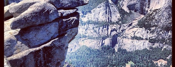 Glacier Point is one of 10 - Yosemite.