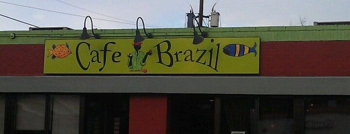 Cafe Brazil is one of Denver.