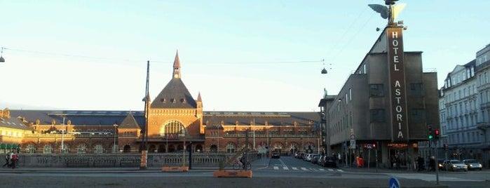 Hotel Astoria Copenhagen is one of Around The World: Europe 1.