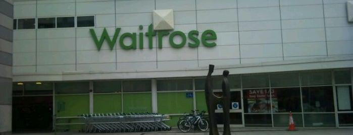 Waitrose & Partners is one of London.