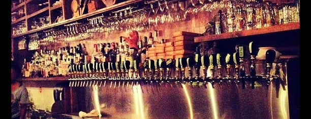 The Porter Beer Bar is one of America's 100 Best Beer Bars - Draft Magazine 2014.