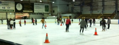 Canterbury Ice Rink is one of to-do list.