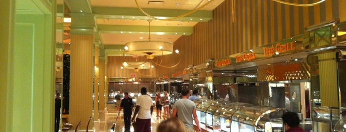 LVH - The Buffet is one of My favoite places in USA.