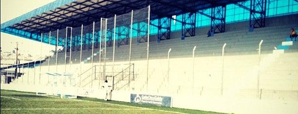 Estádio Passo D'Areia (Zequinha) is one of Fabioさんの保存済みスポット.