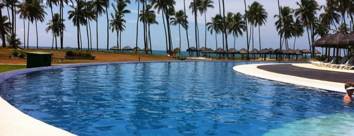 Piscina - Iberostar Praia do Forte Resort is one of Gilsonさんのお気に入りスポット.