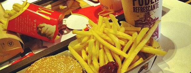 McDonald's is one of Tempat yang Disukai Filipe.