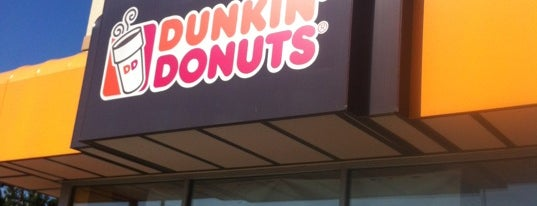 Dunkin' is one of minhas viagens *.*.