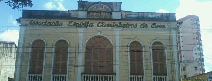 Associação Espírita Caminheiros do Bem is one of Roza'nın Beğendiği Mekanlar.