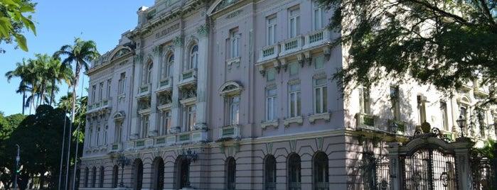Palácio do Campo das Princesas is one of Recife.