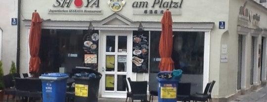 Shoya am Platzl is one of Munich.