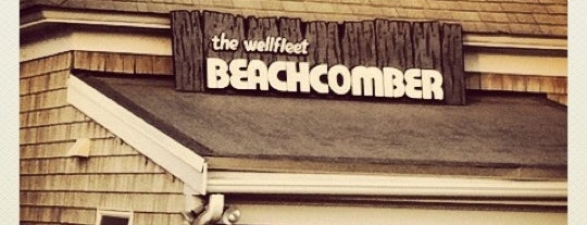 The Beachcomber is one of cape cod.