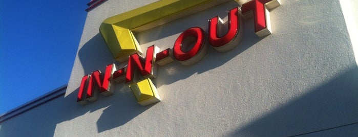 In-N-Out Burger is one of G.D.さんのお気に入りスポット.