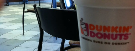 Dunkin' is one of USA 5.
