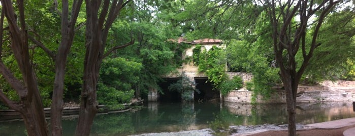 Brackenridge Park is one of StorefrontSticker #4sqCities: San Antonio.