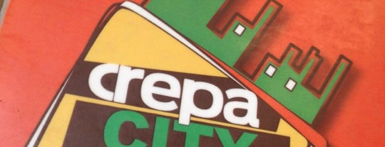 Crepa City is one of Pao guinde.