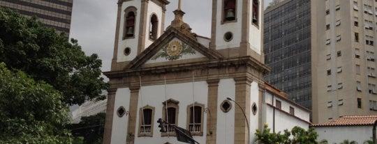 Igreja Matriz Santa Luzia is one of Rio de Janeiro.