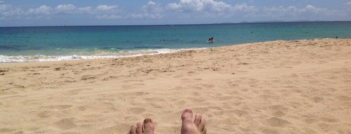 Whisper Beach lookout is one of Tempat yang Disukai h.