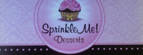 Sprinkle Me! is one of My San Diego To-Do's.