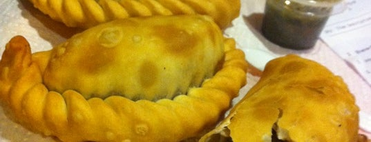 The Original Marini's Empanada House - Houston is one of Texas Houston eats.