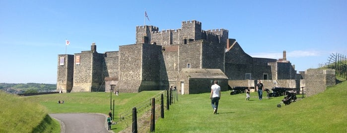Castillo de Dover is one of Lugares guardados de Pame.