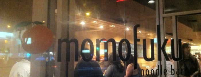 Momofuku Noodle Bar is one of Been there done that.