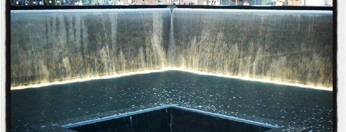 National September 11 Memorial & Museum is one of New York, New York.