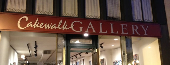 Cakewalk Gallery is one of Baltimore.
