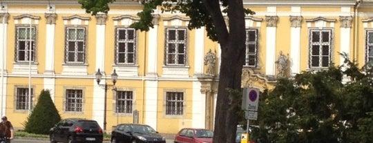 Rathausplatz is one of Michael : понравившиеся места.