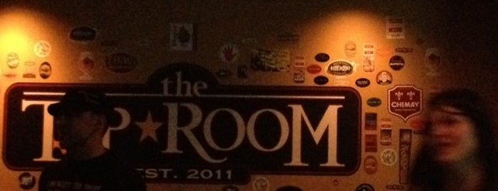 The Tap Room is one of Dinner.