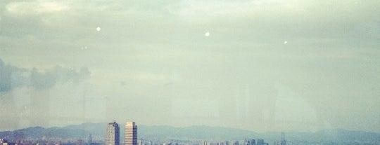 Eclipse is one of Kim's Barcelona Escapade.