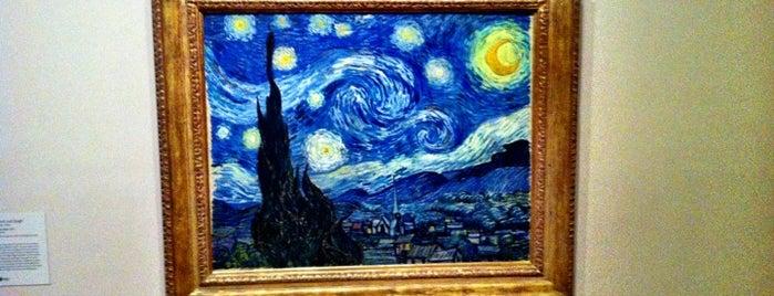 Museo de Arte Moderno (MoMA) is one of Joe's List - Best Of New York City.
