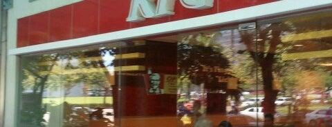 KFC is one of Tempat yang Disukai Rainbow.