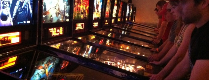 CP Pinball is one of Pinball Destinations.