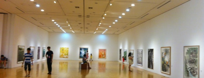 Busan Museum of Art is one of Busan.