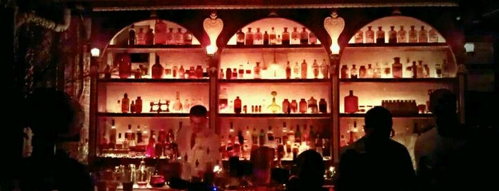 Apothéke is one of Manhattan Bars to Check Out.