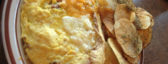 Omelet House is one of Lieux sauvegardés par Lizzie.