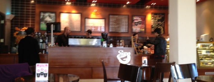 Gloria Jeans Coffees is one of Lugares favoritos de Edje.